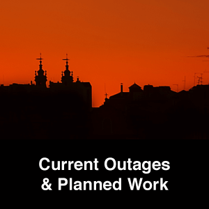 Current Outages & Planned Work